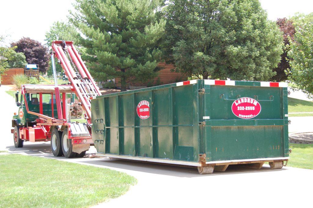 dumpster Bettendorf, Iowa