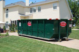 30 yard roll off dumpster Davenport, Iowa