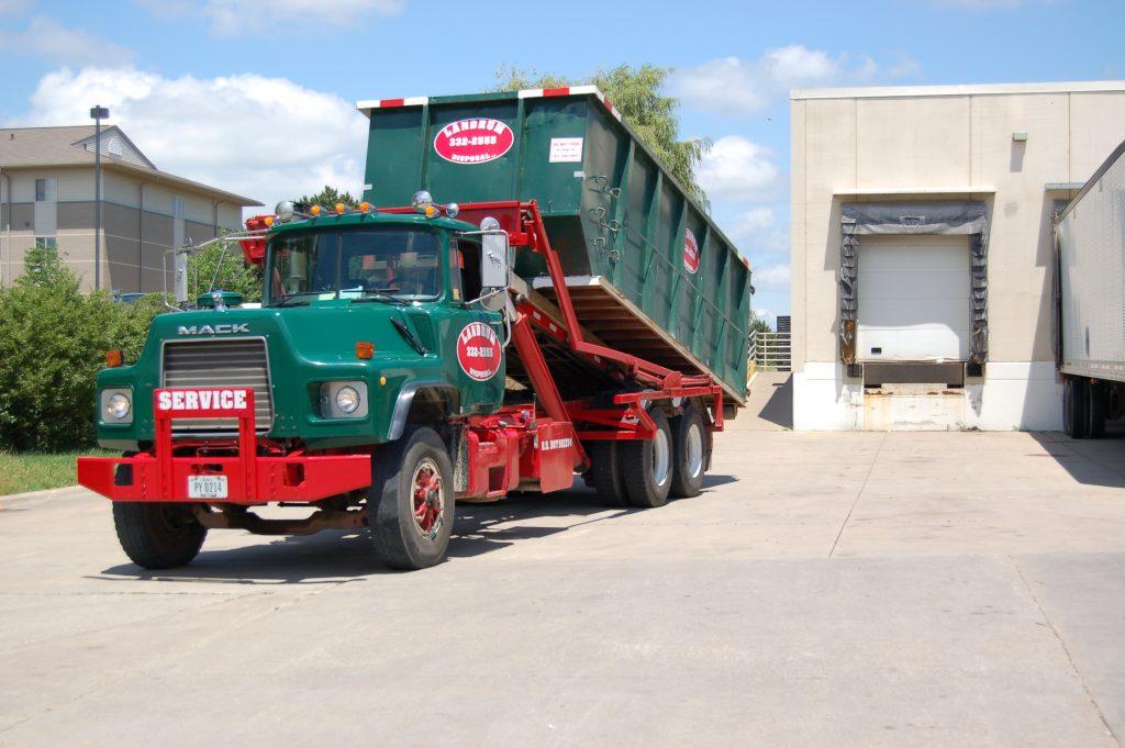 Bettendorf Dumpster