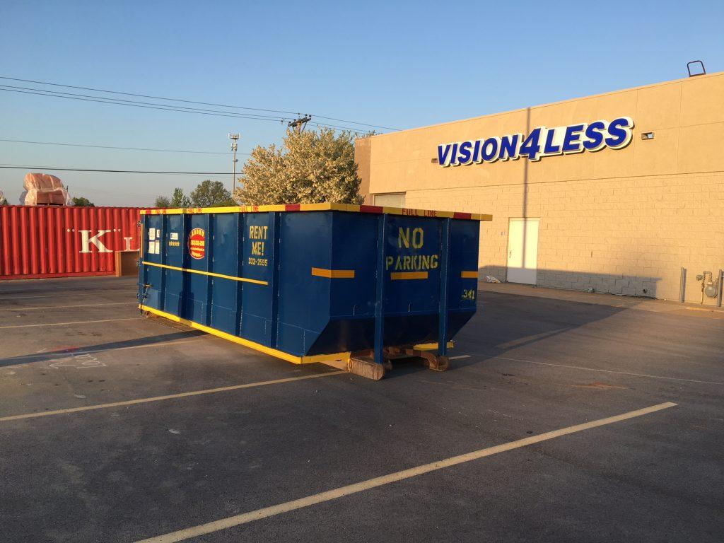 dumpster rental Quad Cities